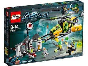 LEGO® Agents 70163 - Toxikitas Angriff