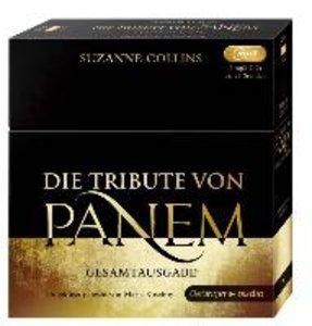 Die Tribute von Panem 1-3 Hörbuch-Gesamtausgabe (6 MP3 CD)