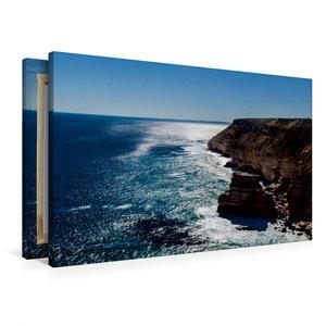 Premium Textil-Leinwand 90 cm x 60 cm quer Kalbarri NP