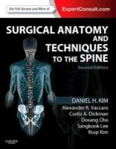 Surgical Anatomy and Techniques to the Spine: Expert Consult - O