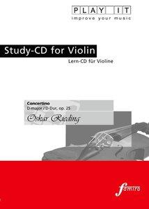 Concertino, D-Dur, op. 25