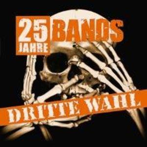 Dritte Wahl:25 Jahre-25 Bands