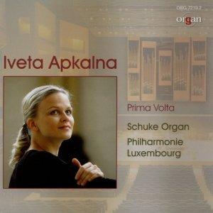 Prima Volta (Orgel d.Philharmonie Luxembourg)