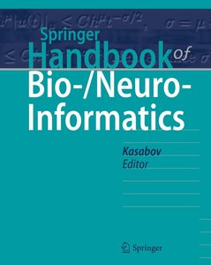Springer Handbook of Bio-/Neuroinformatics