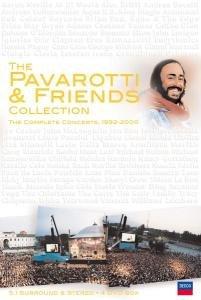 Pavarotti & Friends Collection 1992-2000