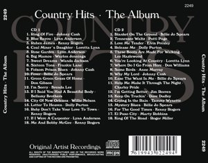 Country Hits - The Album