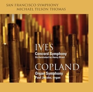Concord Symphony/Organ Symphony