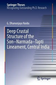 Deep Crustal Structure of the Son-Narmada-Tapti Lineament, Centr