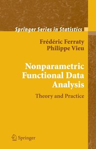 Nonparametric Functional Data Analysis