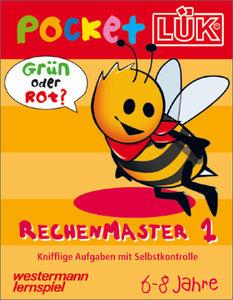 LÜK pocket. Rechenmaster 1