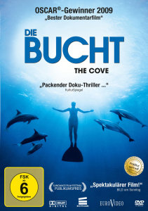 Die Bucht-The Cove (DVD)