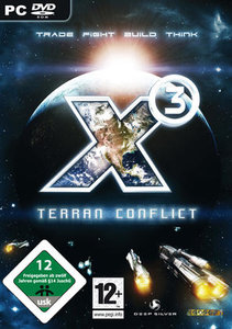 X3 THE TERRAIN CONFLICT (Weltraum Simulation)