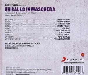 Un ballo in maschera-Sony Opera House