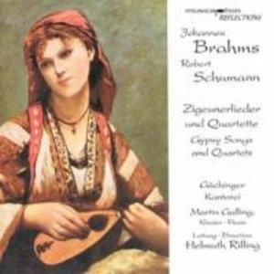 Zigeunerlieder und Quartette