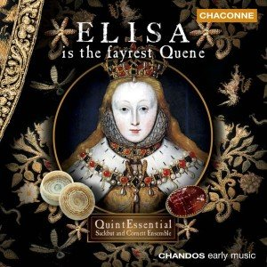 Elisa is the fayrest Quene