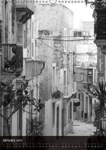 Life in Malta (Wall Calendar 2015 DIN A3 Portrait)