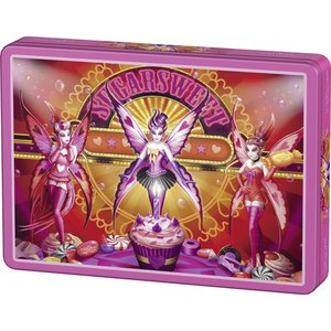 Schmidt Spiele 59833 - Sugar Sweet, Candy, 1.000 Teile, Metalldo