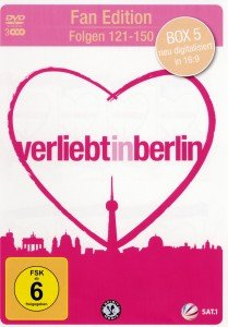 Verliebt in Berlin - Folgen 121-150 - Box 5