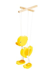 Goki 51969 - Marionette Ente