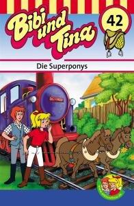 Bibi und Tina 42. Die Superponys. Cassette