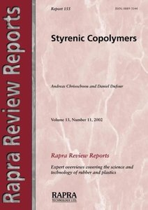 Styrenic Copolymers