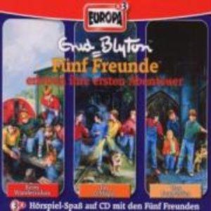 Fünf Freunde Box 01. Einsteigerbox. 3 CDs
