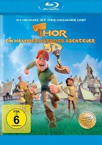 Thor - Ein hammermässiges Abenteuer 3D