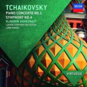 Klavierkonzert Nr. 1 / Sinfonie Nr. 4