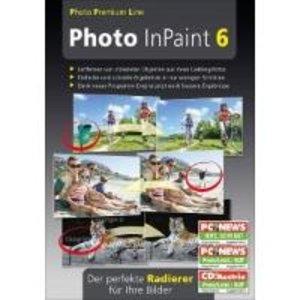 Photo InPaint 6. Für Windows 8.1, Windows 8, Windows 7, XP/Vista