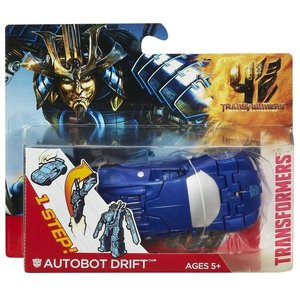 Hasbro - Transformers 4 One-Step Magic