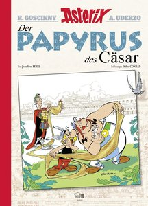 Asterix 36 Luxusedition