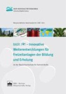 BEAR2FIT - Innovative Weiterentwicklungen für Freizeitanlagen de