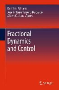 Fractional Dynamics and Control