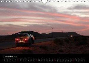 TWIKE Maroc 2015 E-Pioneer of Morocco (Wall Calendar 2015 DIN A4