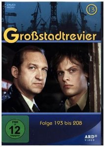 Grossstadtrevier-Box 13 (Folge 193-208)