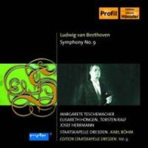 Böhm, K: Sinfonie 9