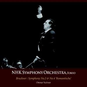 Sinfonien 2 (Nowak Edition) & 4