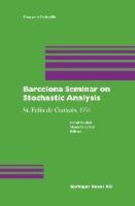 Barcelona Seminar on Stochastic Analysis
