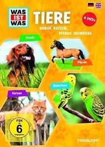 Was ist Was DVD-Box 2-Tiere