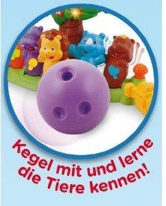 VTech Baby 80-124504 - Lern- und Kegelspaß