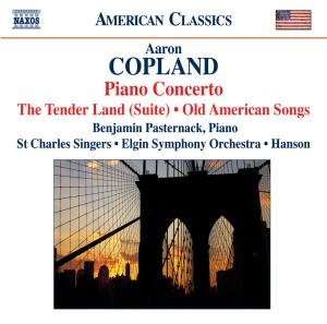 Klavierkonzert/Tender Land/