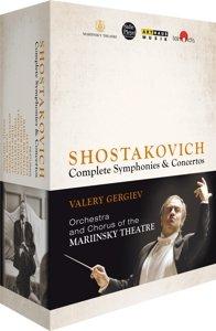 Shostakovich - Complete Symphonies & Concertos