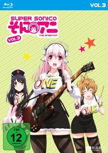 Super Sonico - The Animation