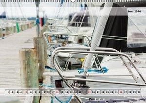 Sailing Details (Wandkalender 2016 DIN A2 quer)