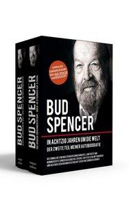Bud Spencer - In achtzig Jahren um die Welt: Handsignierte, limi