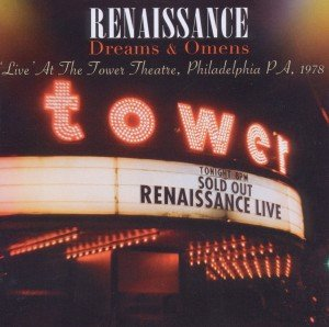 Dreams & Omens-Live At Tower Theatre 1978 Philad