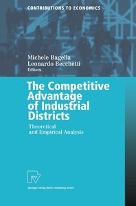 The Competitive Advantage of Industrial Districts