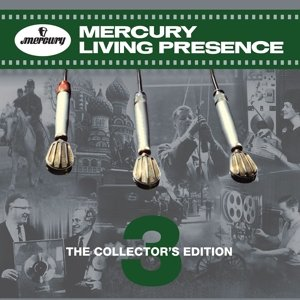 Mercury Living Presence Vol.3 (Ltd.Vinyl Ed.)