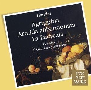 Arias & Recitatives From Agrippiina
