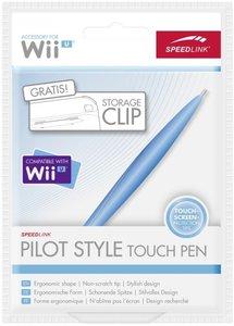 Speedlink SL-3468-BE WiiU PILOT STYLE Touch Pen, blau